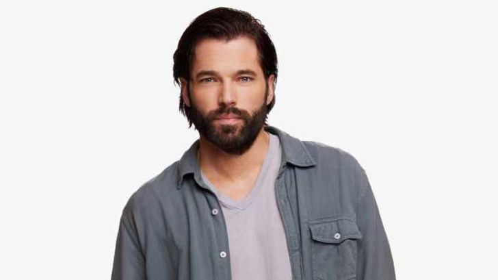 Tim Rozon-Movies,TV Series, Married Life, Wife, Dating, Child