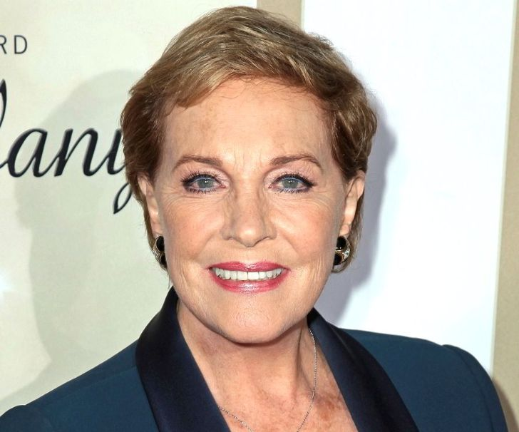 Julie Andrews, an English actress, singer & author won an Academy Award through her feature film debut in Mary Poppins (1964). Married twice, Andrews lived with second husband Blake Edwards until his death in 2010. She is mother of 5 & grandmother of 9. In 2020, she has $45 million net worth.