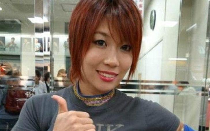 Is WWE Wrestler Kanako Urai Dating Anyone? Married, Partner, personal life
