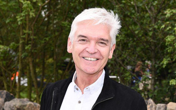 Phillip Schofield-TV Presenter, Married Life, Net Worth, Age, Career