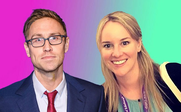 Russell Howard Married Cerys Morgan, Family, Sibling, Movies, Wife