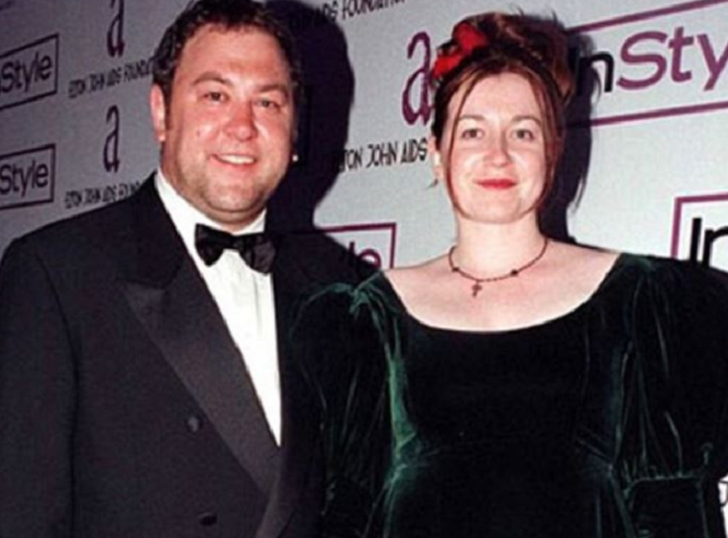 Mark Addy's Married Life With Wife Kelly