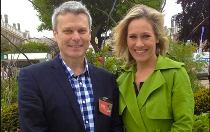 Sophie Raworth is married and has three children