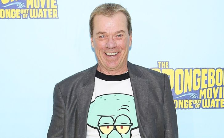 Who Is Rodger Bumpass? Net Worth, Wife, Movie, Age, Career, Legal Issue