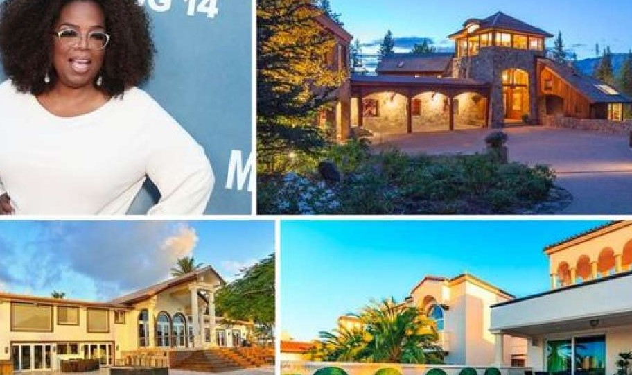 Oprah Winfrey Invested Over $500 Million In Her Properties: Her Real Estates Details