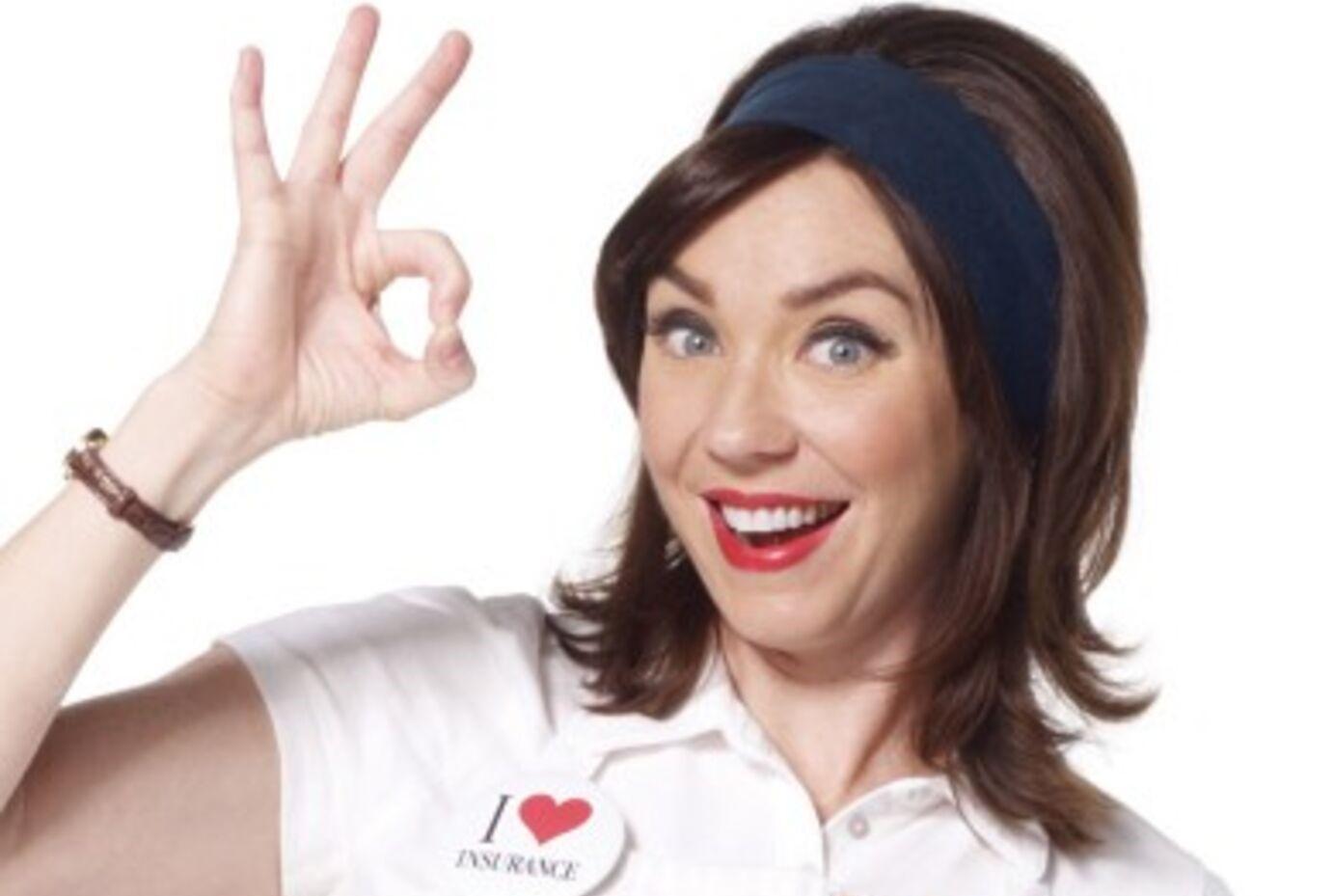 Stephanie Courtney-Net Worth, Comedian, House, Movies, Life, Husband, Kids